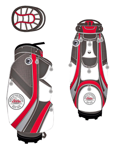 Callaway ORG 14 Custom Logo Cart Bag
